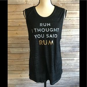 Fun Workout Tank